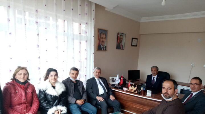 Türk Ocağı Başkanı Günata'dan BBP'ye İadeyi Ziyaret