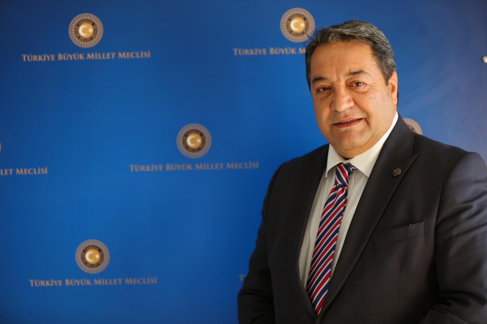 MHP Malatya Milletvekili  Fendoğlu Çiftçilerin Sulama Birlikleri Borçları Yapılandırılmalı,