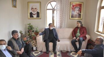 Başkan Ali Kazgan Mahalle Gezilerini Aralıksız Sürdürüyor