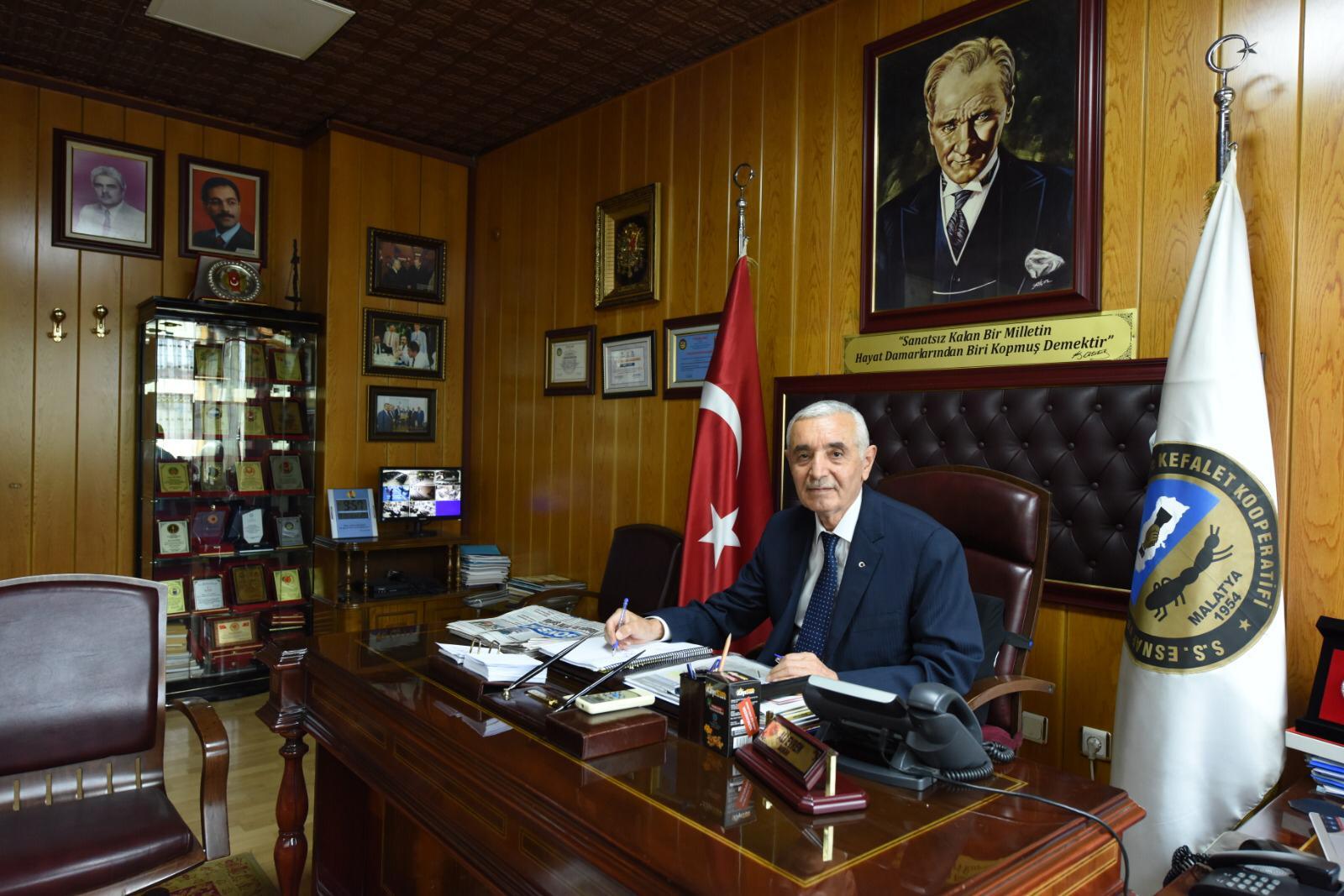 ESKKK Başkanı Ali Evren'den Kredi Borcu Bulunan Esnaf'a Rahatlatan Açıklama