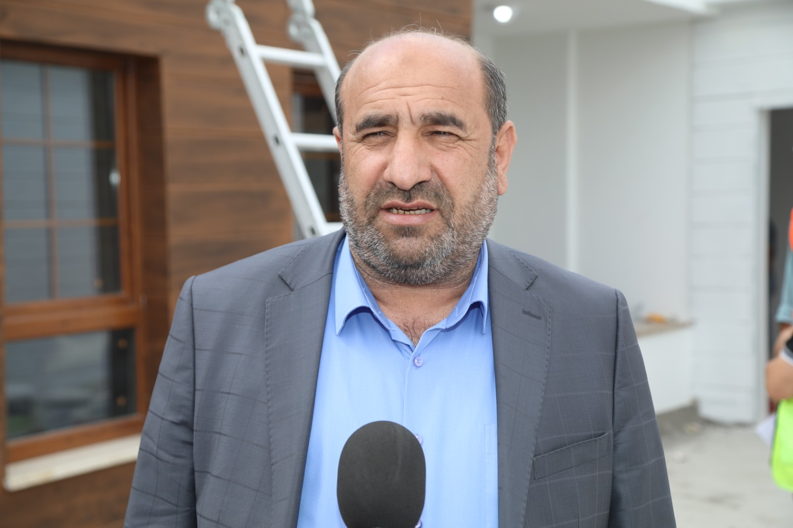 """Başkan Kahveci, """"Nisan Sonunda Hak Sahiplerine Teslim Edilecek"""""""