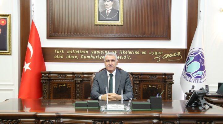 Başkan Güder'den 28 Şubat Mesajı