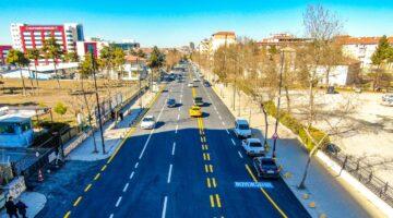 İstasyon Caddesi'nin Yenilenmesi, Vatandaş Ve Esnafı Memnun Etti