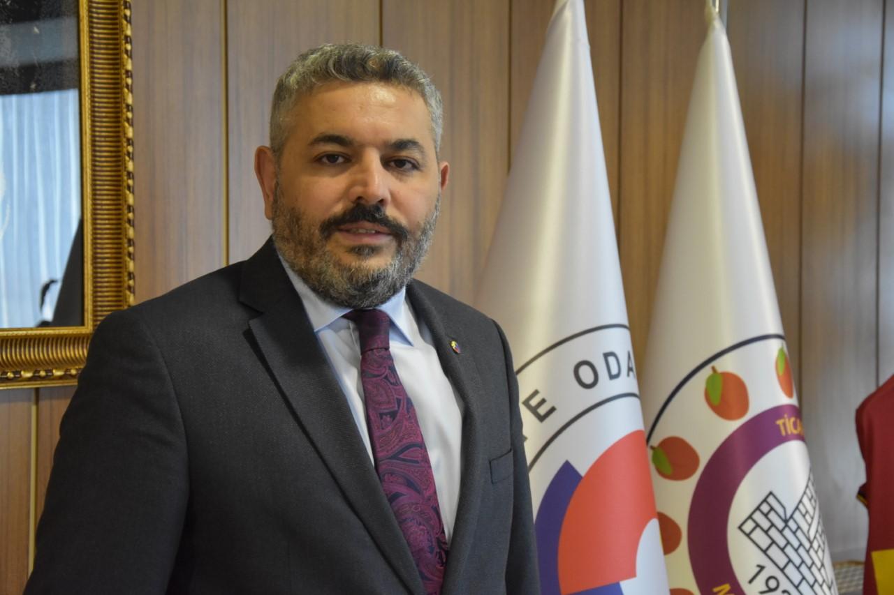"""Sadıkoğlu: """"Üyelerimizin taleplerini ilgili makamlara gönderiyoruz"""""""