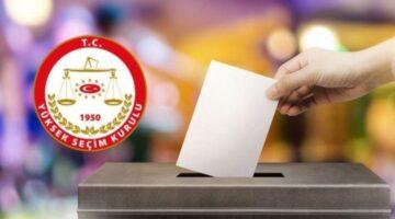 Yüksek Seçim Kurulu il il milletvekili sayılarını açıkladı