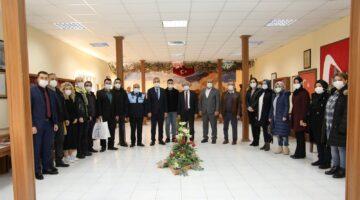 Başkan Güder'den 18 Mart'ta Anlamlı Ziyaret