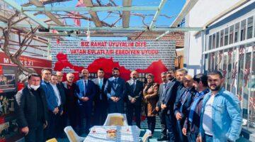 MHP Malatya Teşkilatından Yoğun Ziyaret Trafiği