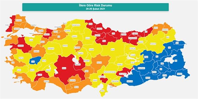 Yeni Risk Haritası neden açıklanmıyor?
