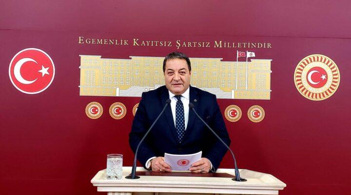 MHP Milletvekili ve MYK Üyesi Mehmet Fendoğlu, 23 Nisan Ulusal Egemenlik ve Çocuk Bayramı Kutlama Mesajı