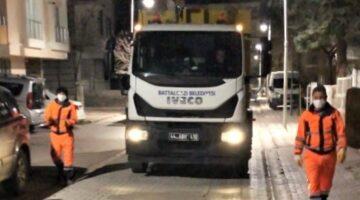 Örnek Davranış…Battalgazi Belediyesi Temizlik Görevlilerine Sürpriz