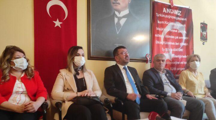 """Ağbaba:""""Etik Mi? Diyorum 'Tayyip Erdoğan' Diyor """""""