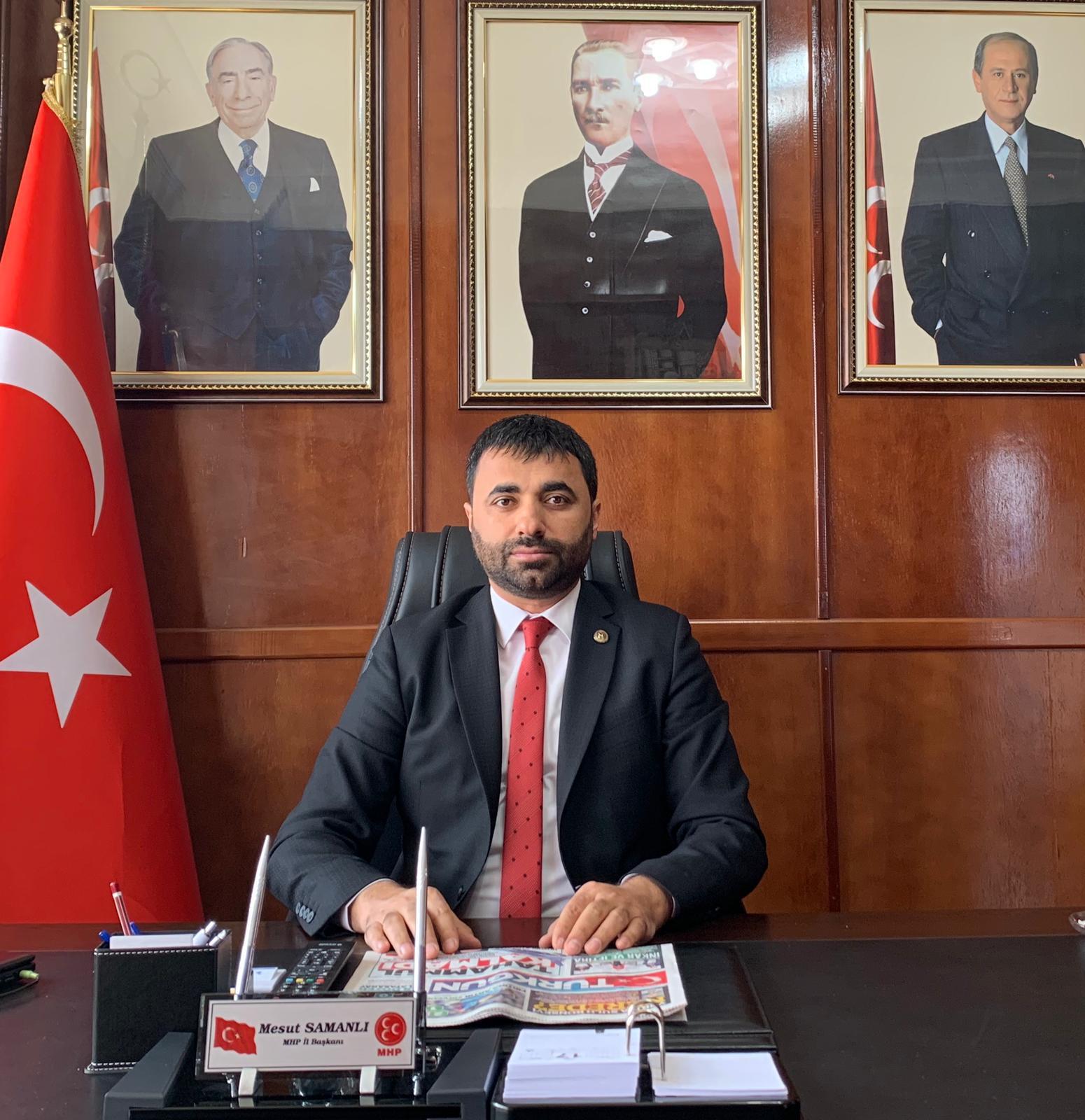 Milliyetçi Hareket Partisi'nden Malatya'ya 4X4'lük Yardım