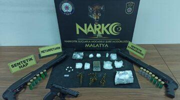 Narkotik Polisi'nden Torbacı Operasyonu