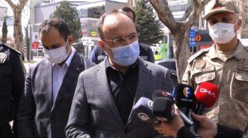"""Elazığ Valisi: """"Suç işleyen cezasını görecek"""""""