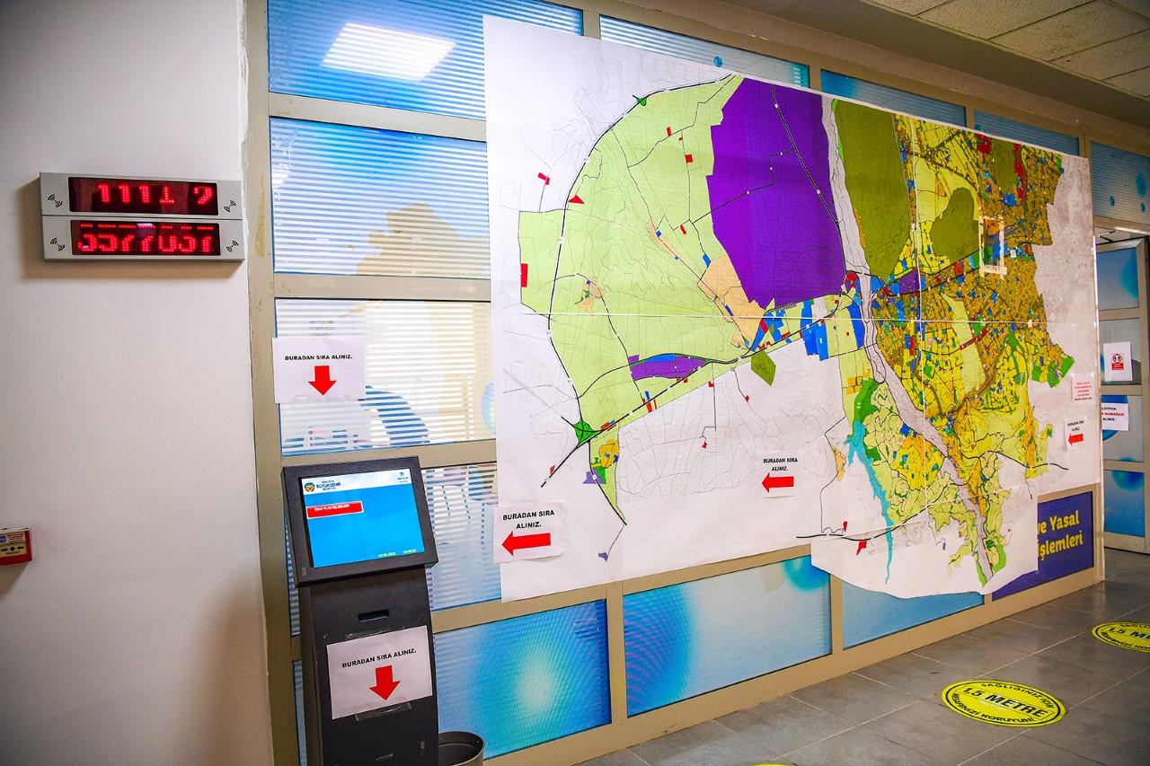 Malatya Büyükşehir Belediyesi 1/5000 ölçekli Nazım İmar Planını askıya çıkardı
