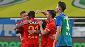 Malatyaspor Plakayı Yazdırdı:Puan 44 Sonuç 0-4