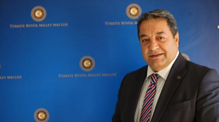MHP Malatya Milletvekili ve MYK Üyesi Mehmet Fendoğlu'nun Ramazan Bayramı Mesajı