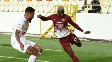 Yeni Malatyaspor – Hatayspor: 1-1