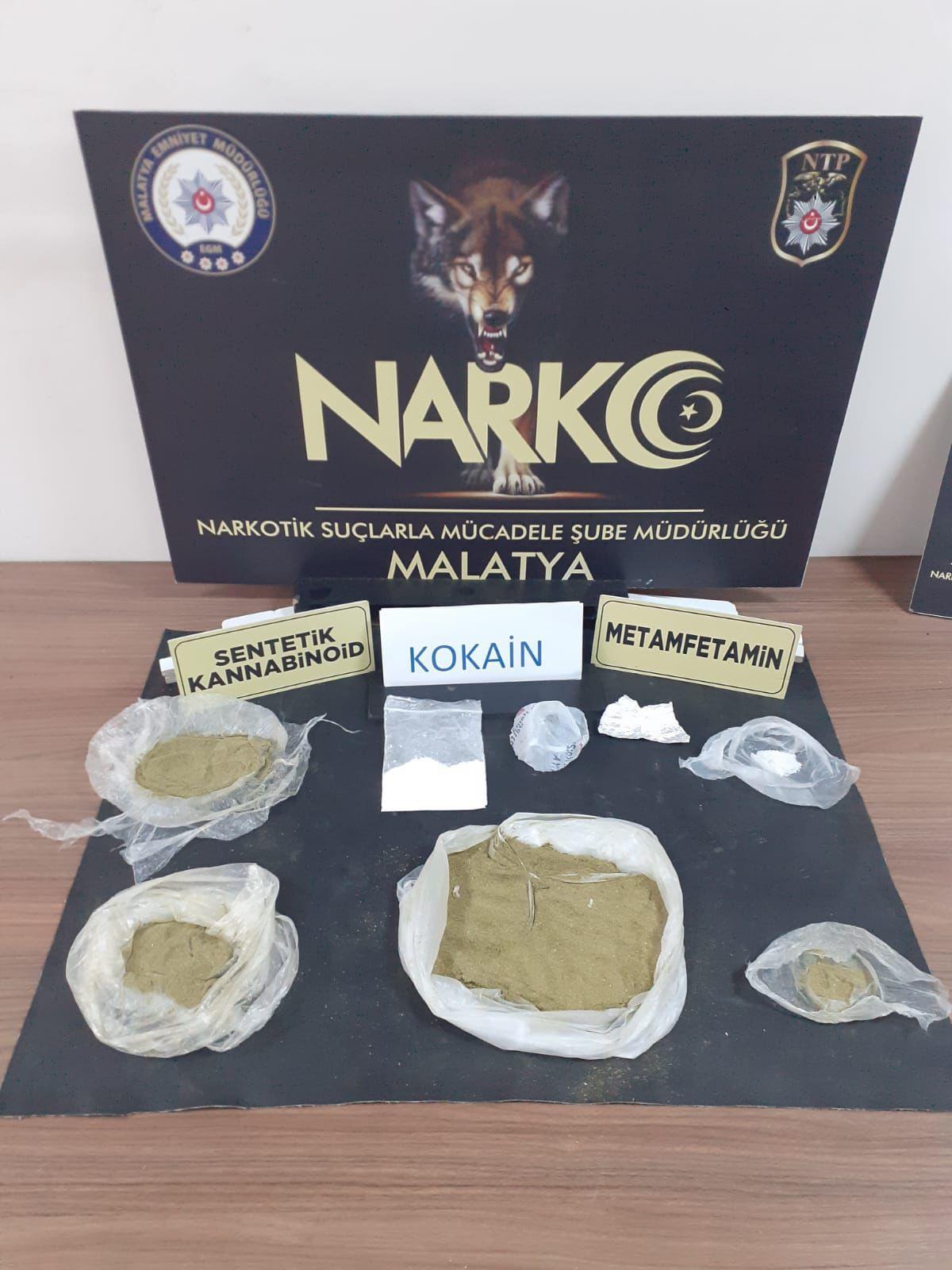 Narkotik 'ten Sokak Satıcılarına Operasyon