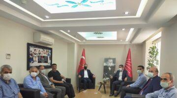 """CHP İl Başkanı Kiraz, """"Kurulduğu ilk günden beri Kürecik Füze Kalkanı'na karşıyız."""""""