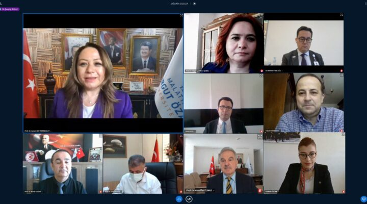 """MTÜ'den """"Sağlıkta Gelecek"""" Konulu E-Konferans – Video Haber"""