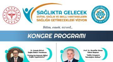 """MTÜ'den """"Sağlıkta Gelecek, Dijital Sağlık ve Akıllı Hastanelerin Sağlığa Getirecekleri Vizyon"""" Konulu E-Konferans"""