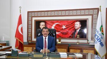 """Başkan Gürkan """"Bayramın Sağlık, Huzur Ve Barış Getirmesini Diliyorum"""""""