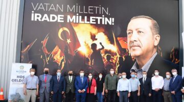 Dondan Zarar Gören Malatya'lı Çiftçilere Büyükşehir Belediyesinden Sebze Fidesi Desteği