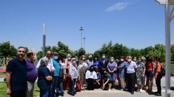 İlk Turist Kafilesi Malatya'da