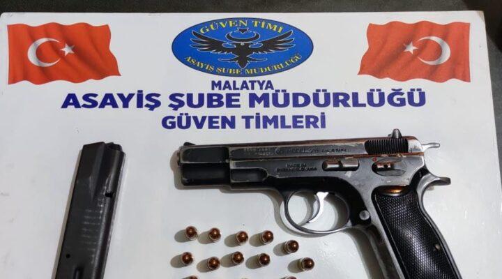 Malatya Polisi Suçlulara Göz Açtırmıyor