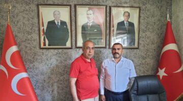 Başkan İlhan'a Flaş Haber'den Ziyaret