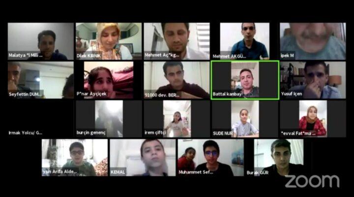 İl Milli Eğitim Müdürü Battal Kanbay LGS Motivasyon Buluşmalarında Öğrenciler İle Bir Araya Geldi