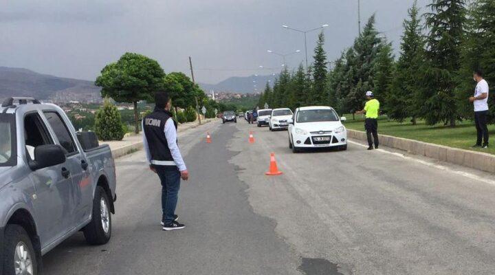 Malatya Polis'inin Göçmen kaçakçılığı Operasyonu