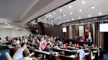 Büyükşehir Belediye Meclisi Haziran Ayı Toplantıları Sona Erdi