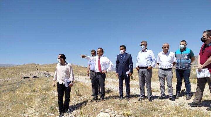 Başkan Gürkan Söz Vermişti, MASKİ Hayata Geçiriyor… Yazıhan'a Büyük Yatırım