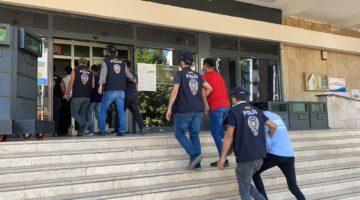 Yasa Dışı Bahis Oynayanlara Operasyon: 5  Şahıs Tutuklandı