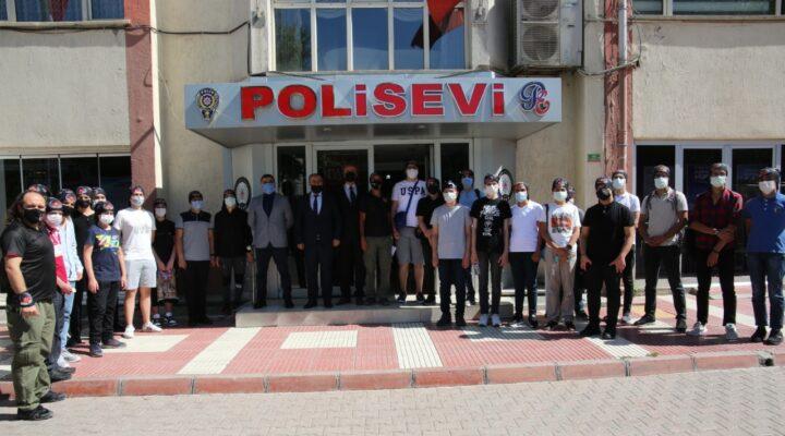 """""""Genç Adımlar Kampa-5"""" projesi Kapsamında Öğrenciler Çanakkale'ye Uğurlandı"""