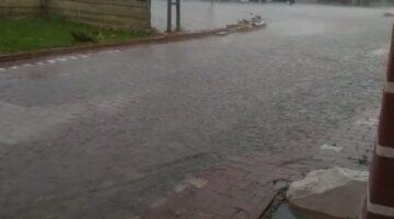 Malatya'da Metrekareye 6.5 kg Yağış Düştü