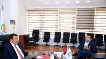 Kardeş'e Vefa Derneği'nden Başkan Gürkan'a Ziyaret