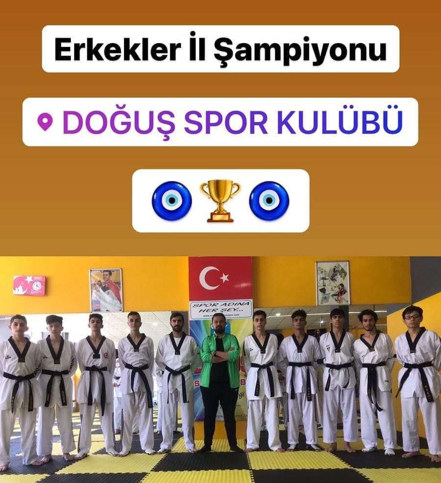 Doğuş Spor Kulübü Taekwondocularından Bir Başarı Daha