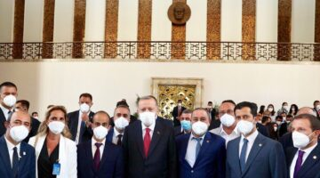 Cumhurbaşkanı Erdoğan'dan İGF'ye tam destek
