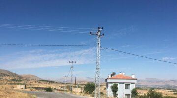 FIRAT EDAŞ'tan Yeşilyurt'a 1 Milyon 211 Bin Tl Tutarında Yatırım