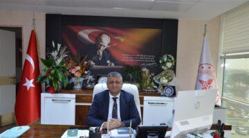 Başhekim Prof. Dr. Erdal Aktürk, Görevinden Ayrıldı