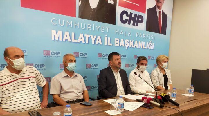 """Ağbaba """"AKP'li belediyeler insan kaçakçılığında yeni bir çığır açtılar"""
