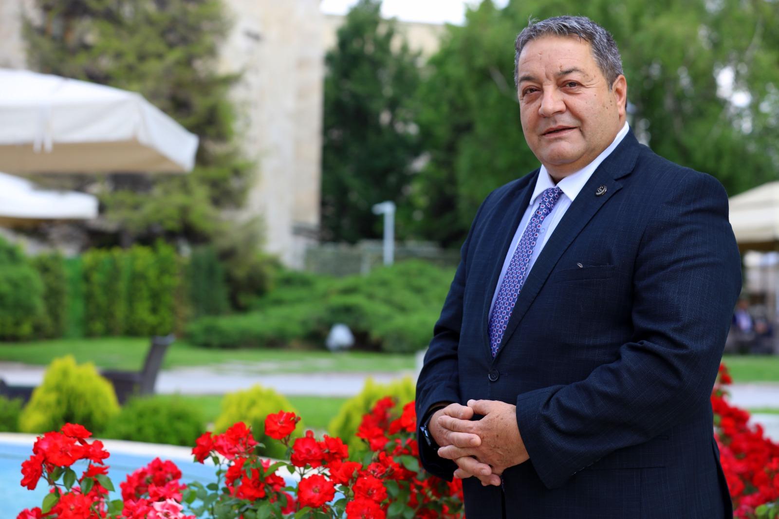 MHP Milletvekili MYK Üyesi Mehmet Fendoğlu'nun Kurban Bayramı Mesajı