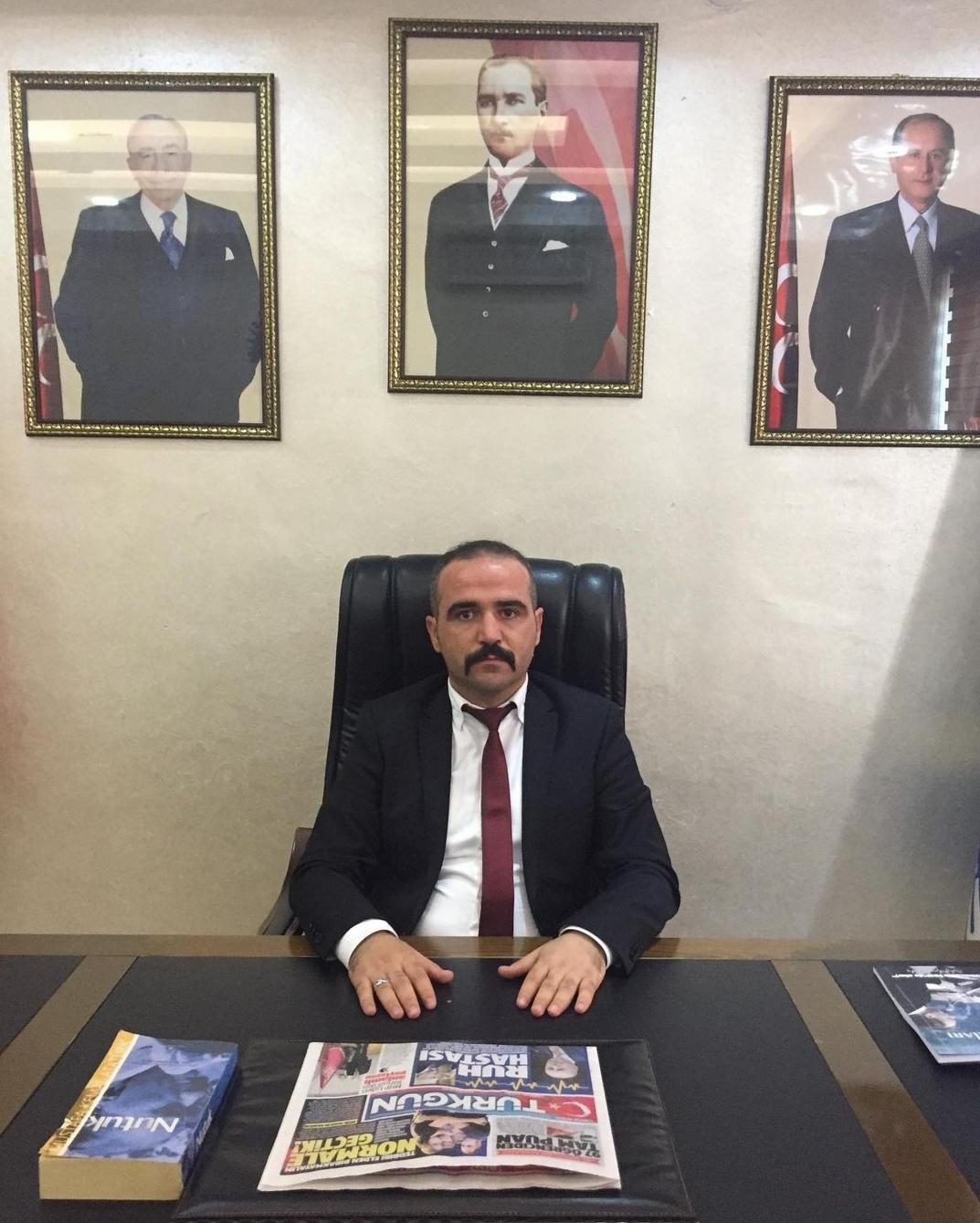 """Ülkü Ocakları Malatya İl Başkanı Şengönül"""" Bayramlar Huzur ve Birlikteliğin Sembolüdür"""""""