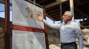 """Başkan Güder: """"Arslantepe Höyüğü'müz, Unesco Dünya Kültür Mirası Kalıcı Listesi'ne Girme Kararı Hayırlı Olsun"""""""