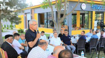 """Başkan Güder: """"Battalgazi'de İz Bırakan Çalışmalara İmza Atıyoruz"""""""