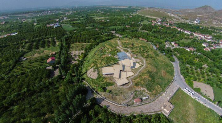 Arslantepe,  UNESCO Dünya Kültür Mirası Listesi'ne Girdi