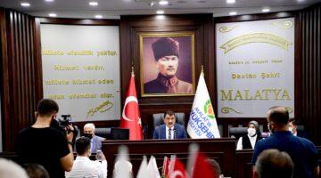 Büyükşehir Belediyesi Temmuz Ayı Meclis Toplantısı Başladı
